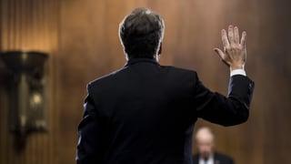 «Platzt keine politische Bombe, wird Kavanaugh bestätigt»