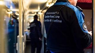 7'582 persunas tschiffadas tar entrada illegala en Svizra