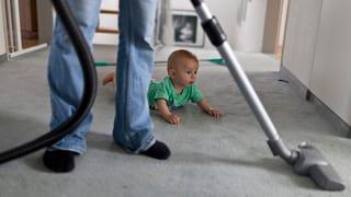 Initiative für Vaterschaftsurlaub lanciert