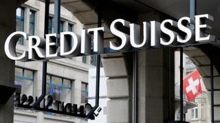 Satter Gewinn für die Credit Suisse