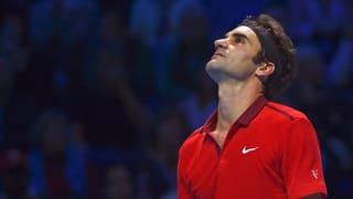 Kein Final: Forfait von Federer