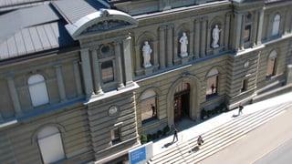 Neues Geschoss für Gegenwartskunst im Berner Kunstmuseum