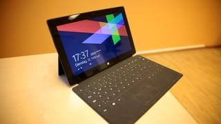 Surface RT: Microsofts Tablet ist ein unbefriedigender Kompromiss