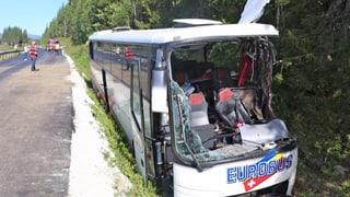 Weiterer Schweizer stirbt nach Carunfall