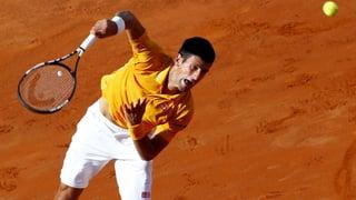 Federer kann Djokovic nicht stoppen
