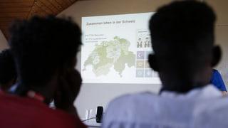 Algorithmus verteilt neu Asylbewerber auf Kantone