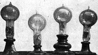 Ohne Johann Heinrich Krüsi gäbe es keine Glühbirne. Er war Edisons rechte Hand