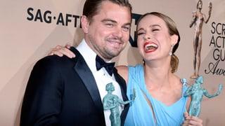 Oscar-Barometer SAG-Awards: Holen sie sich auch das Goldmännchen?