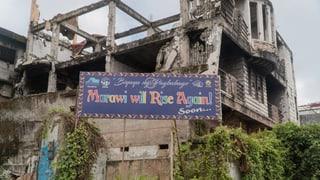 Chance auf Frieden im muslimischen Mindanao
