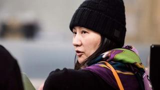 USA klagen Huawei an und verlangen Auslieferung von Meng Wanzhou