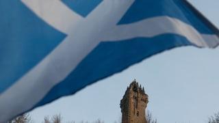 Schotten uneins über Abspaltung