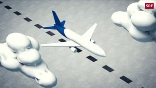 So reagiert die Luftwaffe bei einer Flugzeug-Entführung