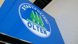 Stadtrat Olten will Stadtpolizei abschaffen