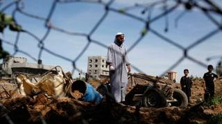 Frieden in Nahost rückt wieder in weite Ferne