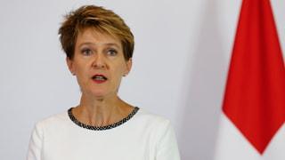 Sommaruga kritisiert EU-Asylpolitik