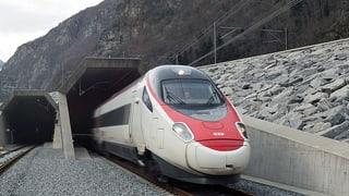 So macht die SBB ihre Züge für den Basistunnel fit