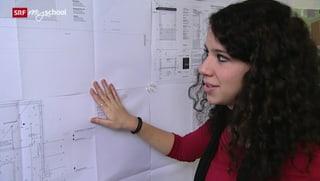 Berufsbild: Zeichnerin EFZ (Artikel enthält Video)