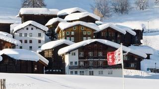 Weshalb verlassen immer mehr Walliser ihr Dorf?