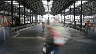 Nach Kritik: SBB will doch neues Restaurant im Luzerner Bahnhof