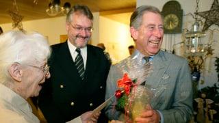 Prinz Charles und seine Liebe zur Schweiz