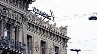 Was ist bloss mit der Credit Suisse los?