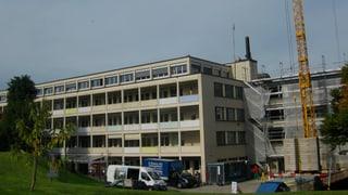 Ostschweizer Kinderspital bleibt weiterhin Patient