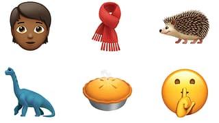 Das sind die neuen Emojis