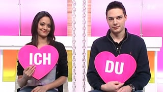Alina Buchschacher und Fabien Papini