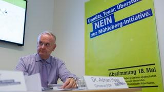 Das AKW Mühleberg soll nicht überstürzt abgeschaltet werden