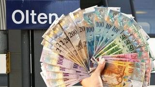Stadt Olten stimmt am 2. März über das Budget 2014 ab