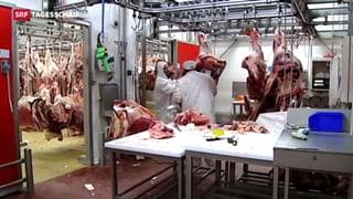 Erste Festnahmen im Pferdefleisch-Skandal