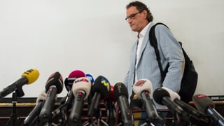 Geri Müller will Klarheit über Rolle von politischen Gegnern