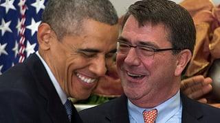 Neuer US-Verteidigungsminister: Carter soll's richten