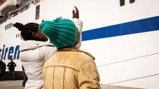 «Wir haben alle Würde verloren» – das Protokoll einer Flucht