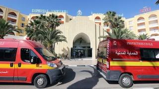 Blutbad im tunesischen Urlaubsort Sousse