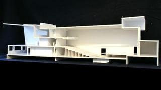 Spatenstich für neues Theater-Gebäude in Dornach