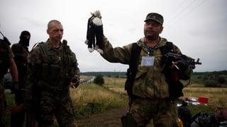 Nach MH17-Absturz: Ereignisse im Überblick