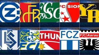 Super League: Transfers und Testspiele