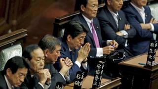 Japan setzt auf umstrittene Militärdoktrin