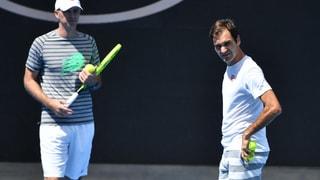 Federer erneut in der Nacht – Bencic am Morgen