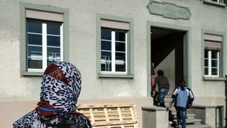 Das alte Schulhaus in Schafhausen bleibt Asylzentrum