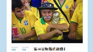 #BRAGER: «Jemand hat den World Cup gehackt!»