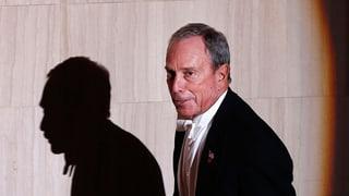 Bloomberg wird UNO-Beauftragter für Klimawandel
