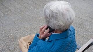 Rüstige Rentnerinnen lassen Betrüger auflaufen