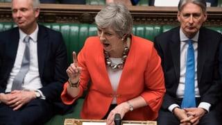 Parlament weist Brexit-Deal ab – das Protokoll zum Nachlesen