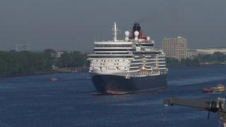 Wohin geht der Abfall bei Kreuzfahrtschiffen?