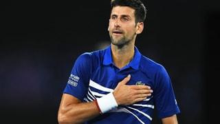 Erster Härtetest für Djokovic? Wohl eher nicht ... (Artikel enthält Video)