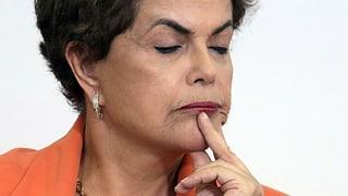 Rousseff blickt in den Abgrund