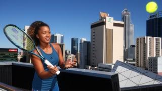 Gestatten: Naomi Osaka, «der nächste Champion»