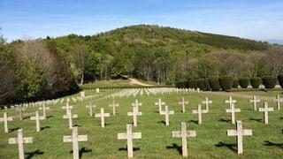 Der Hartmannsweilerkopf: ein «Menschenfresser» im 1. Weltkrieg